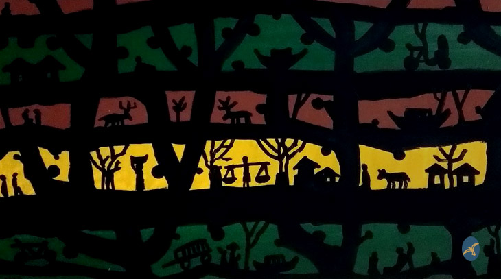 আমার ৯০ দশক পাঠ : প্রথম লীলা চূর্ণ